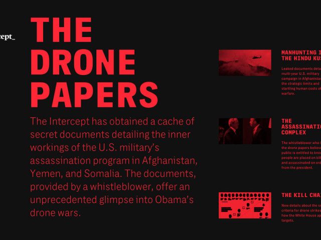 Ryan Devereaux (Intercept): America's War of Drones and Mexico's War on Journalists #018