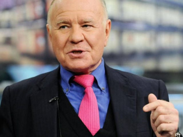 Marc Faber: Markets, Petroyuan, and War #072