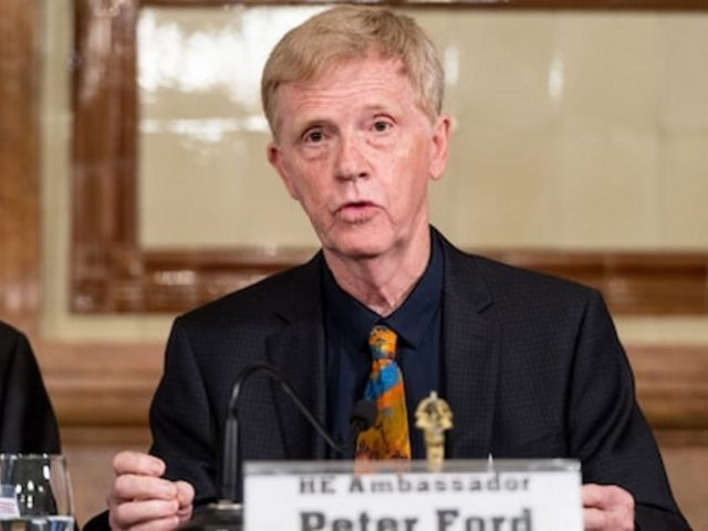 """Peter Ford: The """"Permanent Government"""" Imperial War on Syria & World #103"""